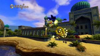 Sonic & The Secret Rings: Dolphin 720p DS4 Recording Test