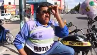 Mototaxista Tourinho - Propaganda Do Tatu