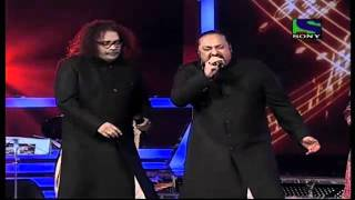 Top 3 Contestants perform with Colonial Cousins- X Factor India - Episode 30 - 26th Aug 2011