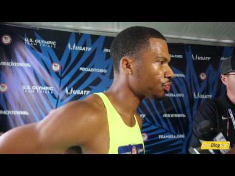 Johnny Dutch @ 2016 USA Olympic Trials Day 8