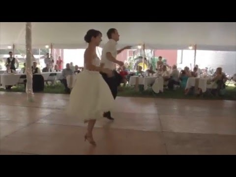 Wedding Jive Dance