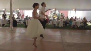 Wedding Jive Dance