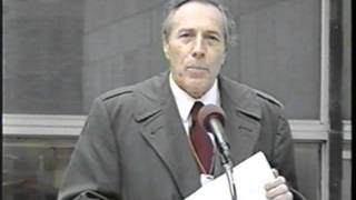 Earth Day 1997 -  First Live webcast from UN