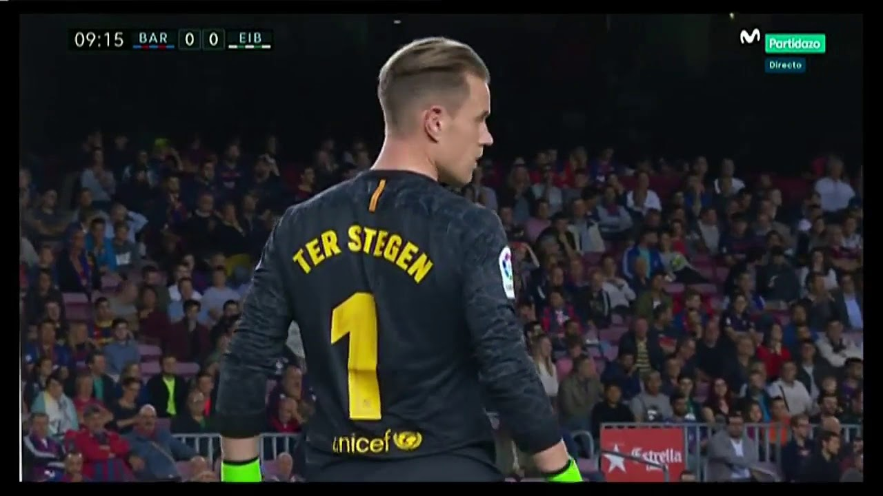 Barcelona vs Eibar Partido Completo Jornada 5 Liga 2017 ...