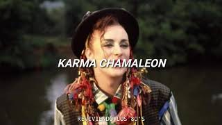 Culture Club - Karma Chameleon   Subtitulado en Español