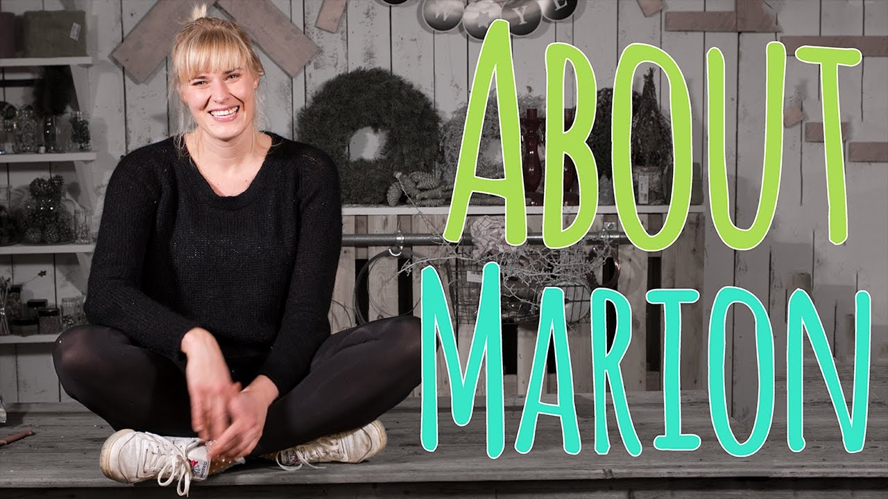 About Marion Youtube