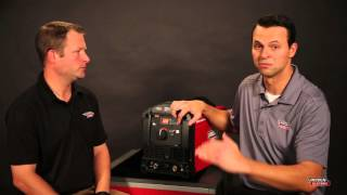 TIG AC Frequency Control with the Lincoln Electric Square Wave TIG 200