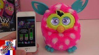 Furby Boom App Français – Jouet interactif avec le Smartphone – électronique démo