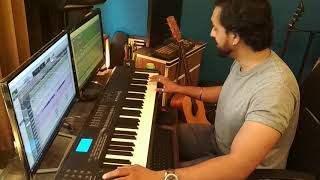 143 माने I LOVE YOU   BOLLYWOOD FILM SONG MAKING (Arrangement)   Ratnadeep   Hindi Song