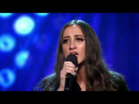 Maddison Milewski's performance of Sam Smith's 'Writing's On The Wall' - The X Factor Australia 2016