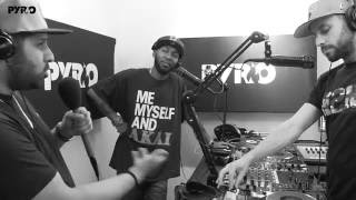 Sonny Jim Interview On The Blatantly Blunt Show - PyroRadio.com - (22/07/2016)