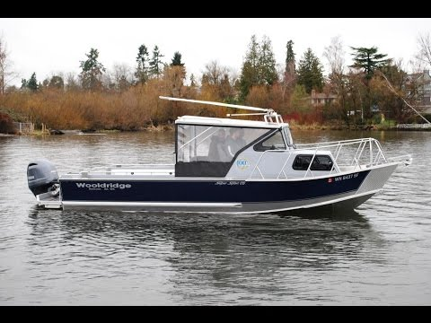 Wooldridge 24' Super Sport Offshore with 200hp Yamaha Outboard