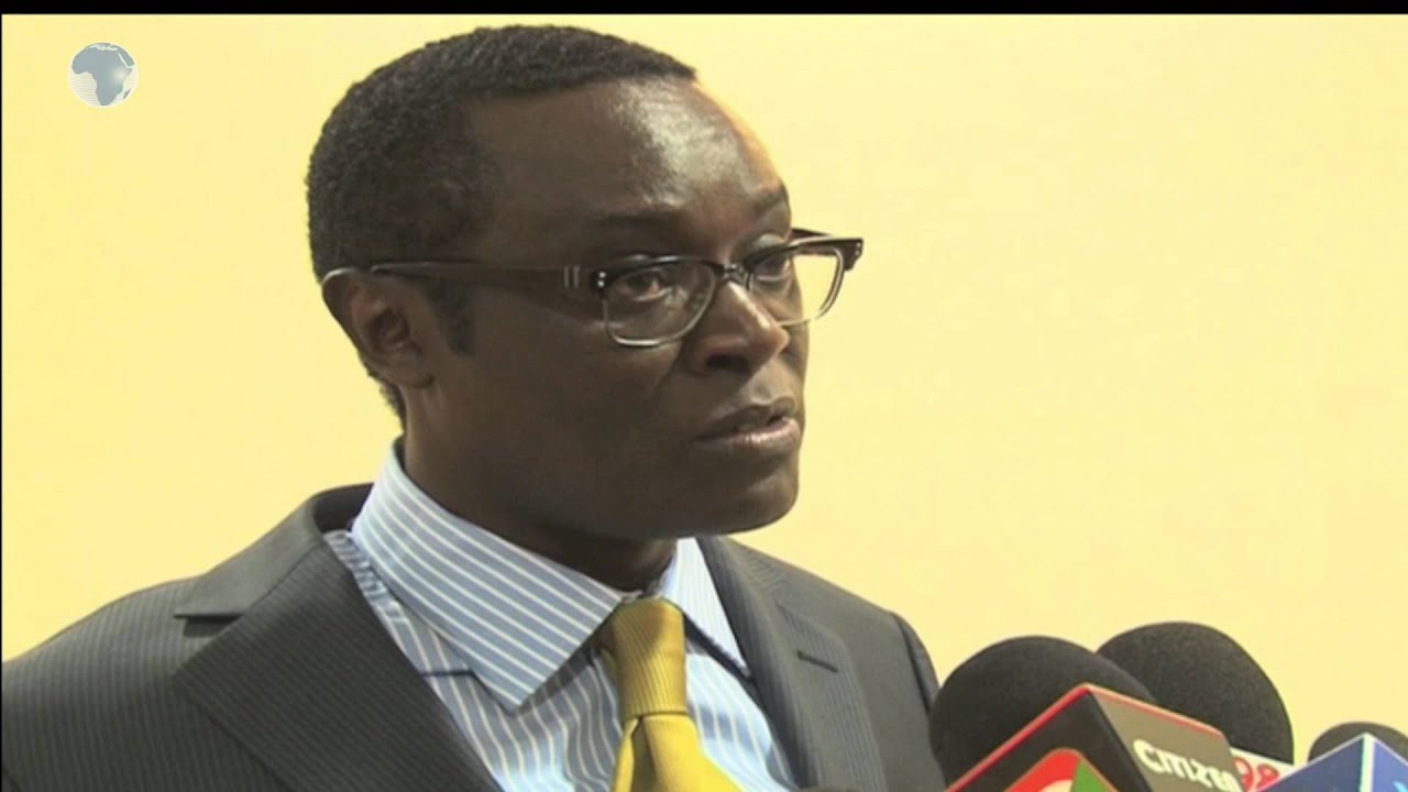 Mutahi Ngunyi defends controversial tweets - YouTube