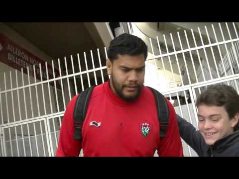 Rugby Top14 RCT Toulon vs Castres Entrainement Capitaine Stade Mayol Live TV Sports 2016