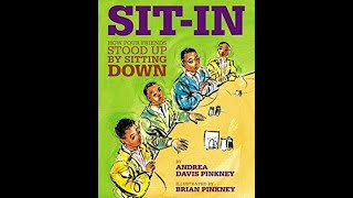 Sit-In How Four Frięnds Stood Up By Sitting Down