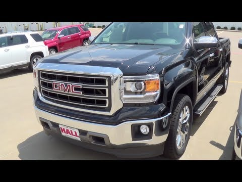 2014 GMC Sierra SLT Texas Edition Walkaround - YouTube