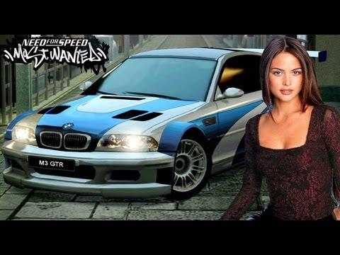 Обзор на NFS Most Wanted (2005) - Вот, какими должны быть гонки!