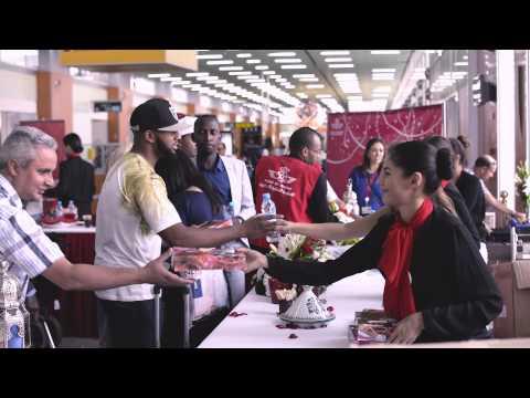 Royal Air Maroc Ftour 2015 - Quand un voyage devient partage