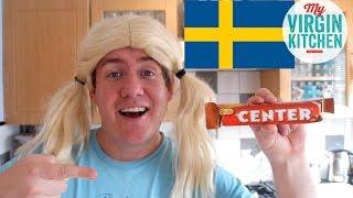 TASTING SOME SWEDISH TREATS