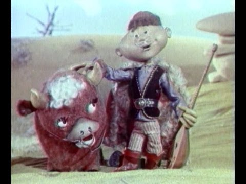 Алдар косе 1975 мультфильм