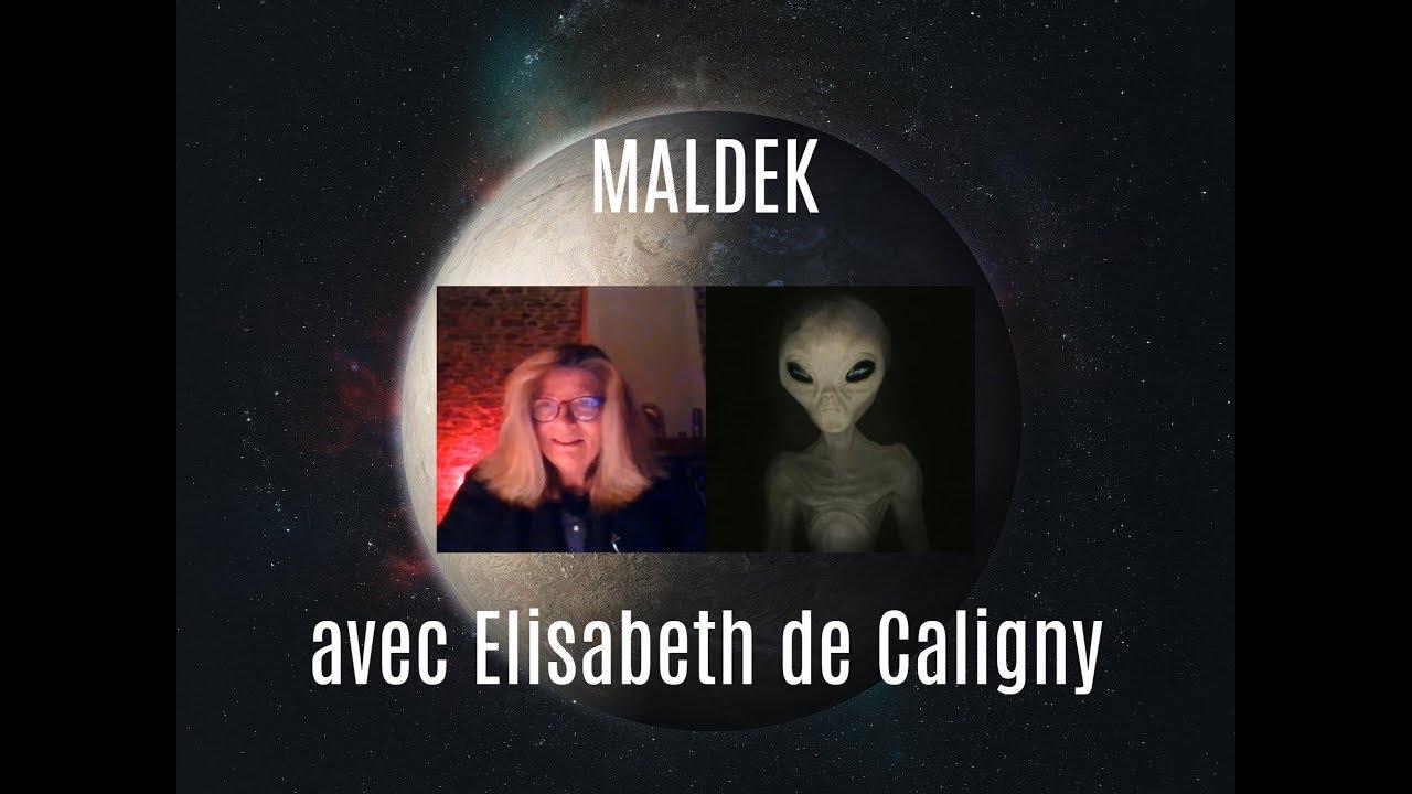 Rencontre entre une extraterrestre et un scientifique mexicain avec Elisabeth de Caligny