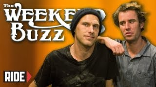 Jimmy Carlin & James Brockman Beat Box, Get Naked & Debut at Street League! Weekend Buzz ep. 18