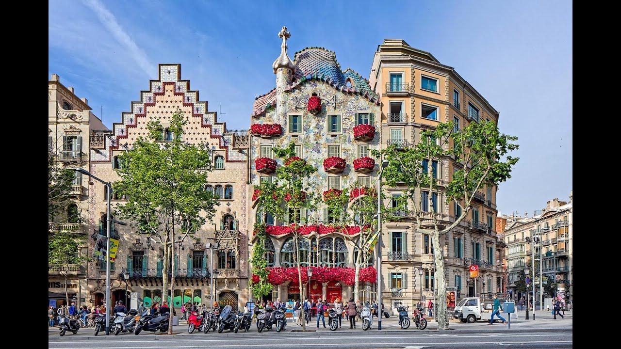 Casa Batll  Sant Jordi 2016  YouTube