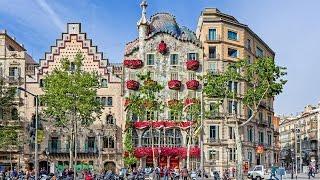 Casa Batlló Sant Jordi 2016 Youtube
