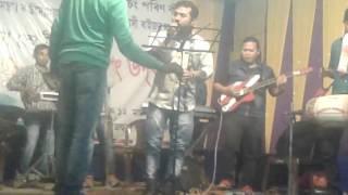 Mousam Gogoi Live show at DoomDooma... Samonjit Moran's Group...