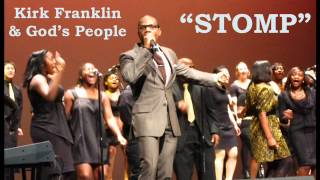 STOMP - KIRK FRANKLIN, GOD