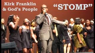 STOMP - KIRK FRANKLIN, GOD