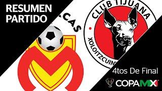 Resumen | Morelia vs Tijuana | Copa MX - Cuartos de Final