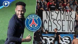 Le retour de Neymar à Paris fait grand bruit | Revue de presse