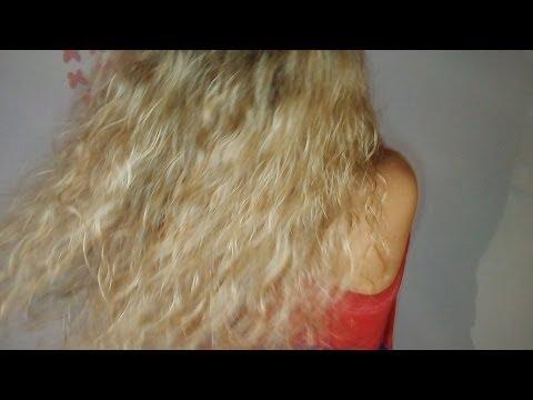 Как уложить вьющиеся/пушистые/непослушные волосы.Без утюжка и плойки!!!за 10 минут