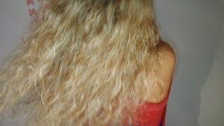 видео Как уложить волнистые волосы?