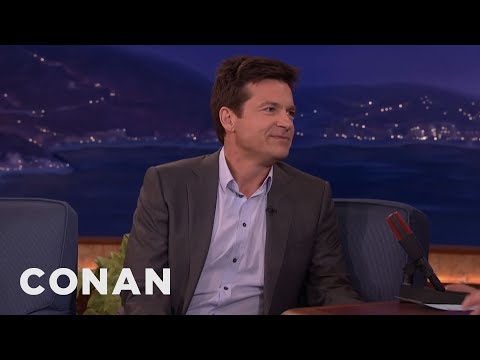 Jason Bateman's Secrets To Looking Incredible   CONAN on TBS
