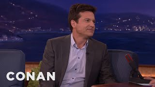 Jason Bateman's Secrets To Looking Incredible  - CONAN on TBS