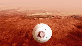 NASA Previews Perseverance Mars Rover Landing