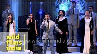 "Shillong Chamber Choir sings ""I"