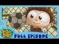 Angelo Rules - Kick-it Ball | S2 Ep2 | FULL EPISODE