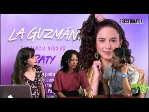 """Florencia Rios - """"La Guzmán"""", """"Los Días Más Oscuros De Nosotras"""" , """"Luis MIgul La Serie"""""""