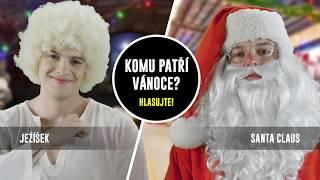 Santa vs Ježíšek - SOUBOYZ rap battle