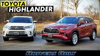 2020 Toyota Highlander - How Does It Compare to 2019?