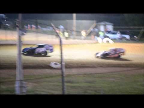 West Siloam Speedway B-mods 06/14