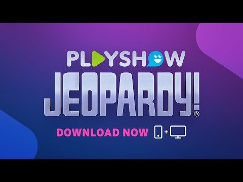 Jeopardy! PlayShow - Apps on Google Play