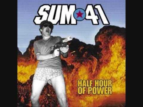 Sum 41 - Summer (Half Hour Of Power)