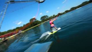Club Adventure Jeugdvakanties Wakeboard c