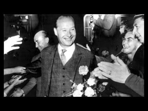 5th January 1968: Prague Spring begins in Czechoslovakia