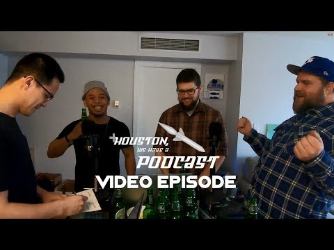 Houston, we have a Podcast | Ep. 11 - Luc Besson Films (feat. Joe and Ben)