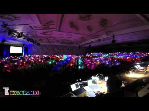 Xylobands - Product Launch LAS VEGAS - TLC Creative